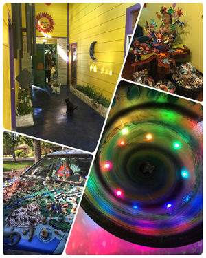 collage of the Under the Sea home