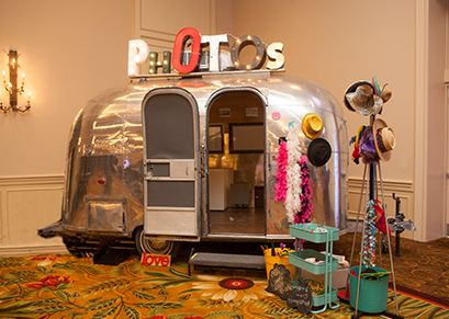 Airstream Photo Booth in Austin