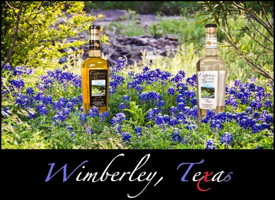 Cypress Creek Reserve Rum in Wimberley, TX