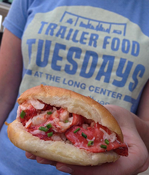 Dock and Roll Lobster Roll