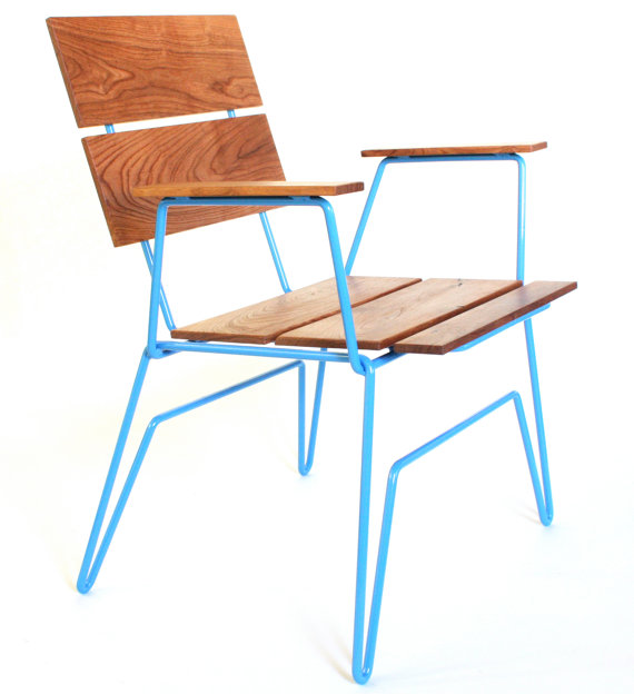 701 chair by Petrified Design
