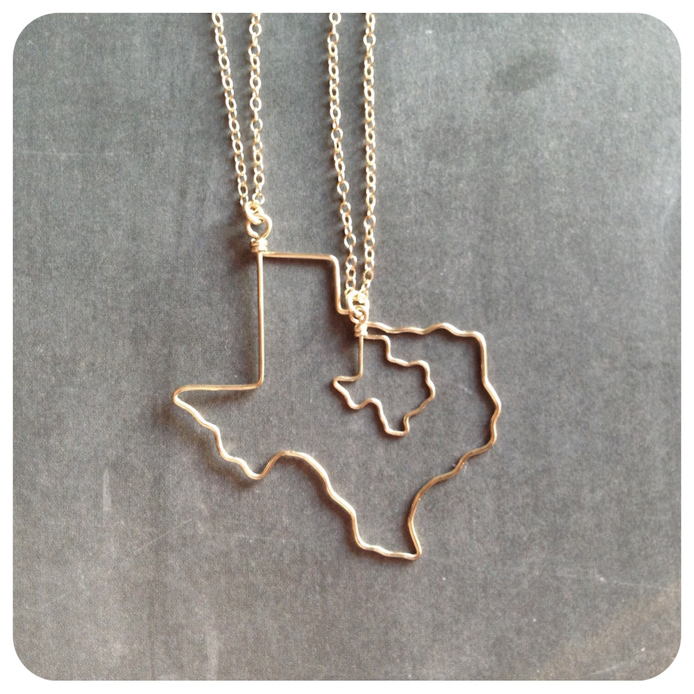 The Folk Texas Necklace