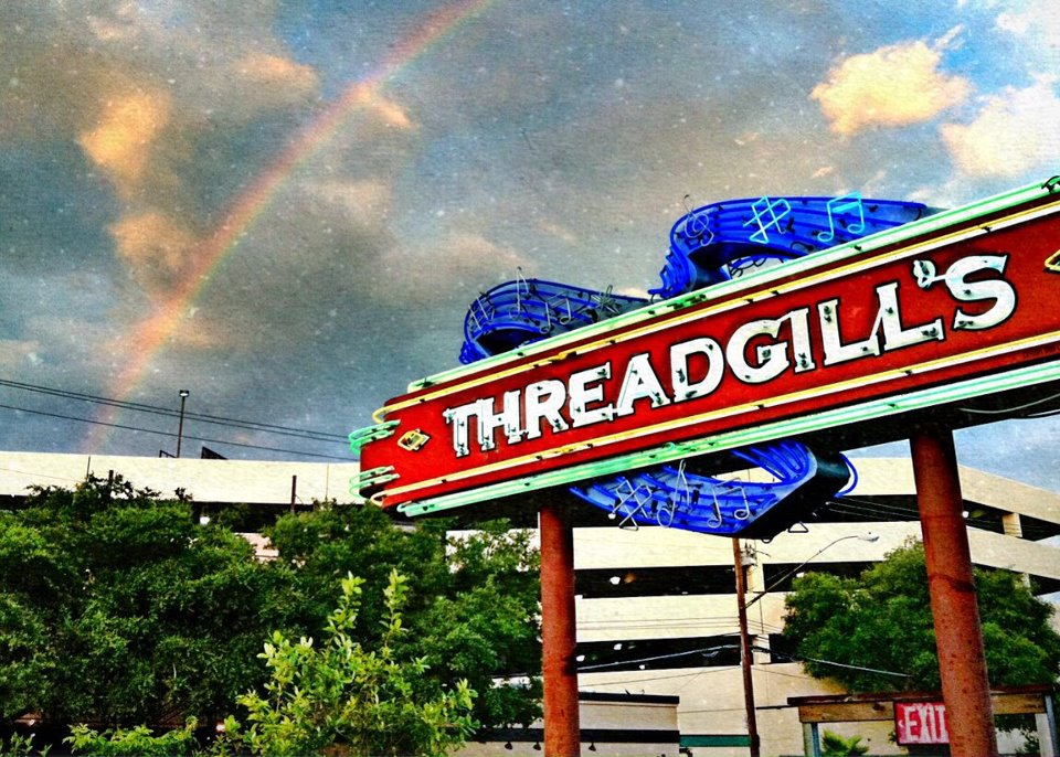 Threadgill's downtown Austin