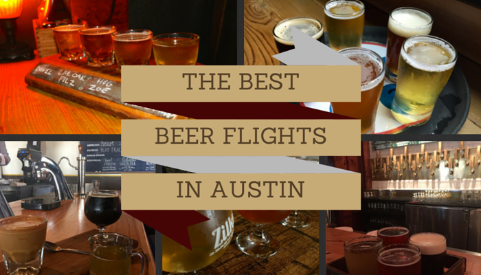 Best Beer Flights in Austin