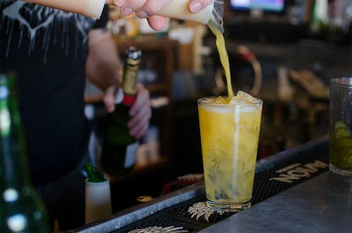 Javelina Bar Mimosa