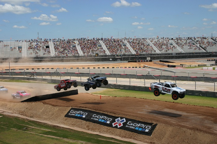 Off Road Truck Rally X Games Austin 2015