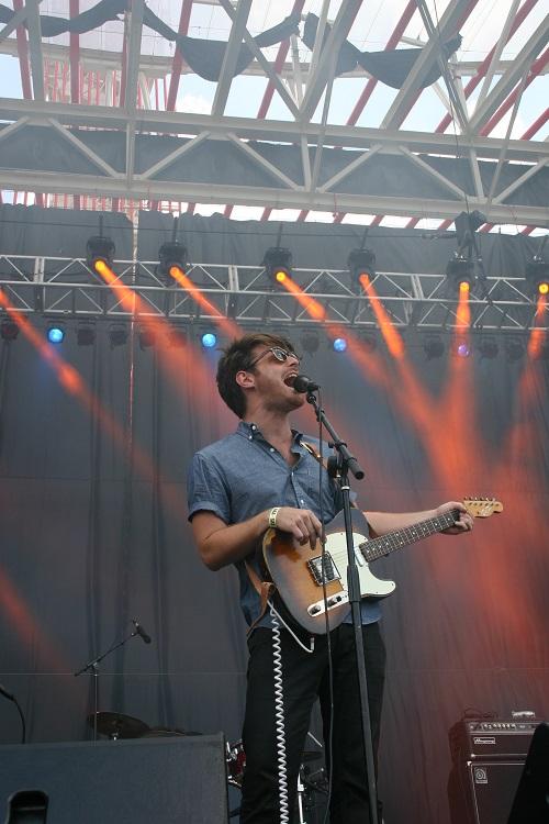 Walker Lukens in Concert