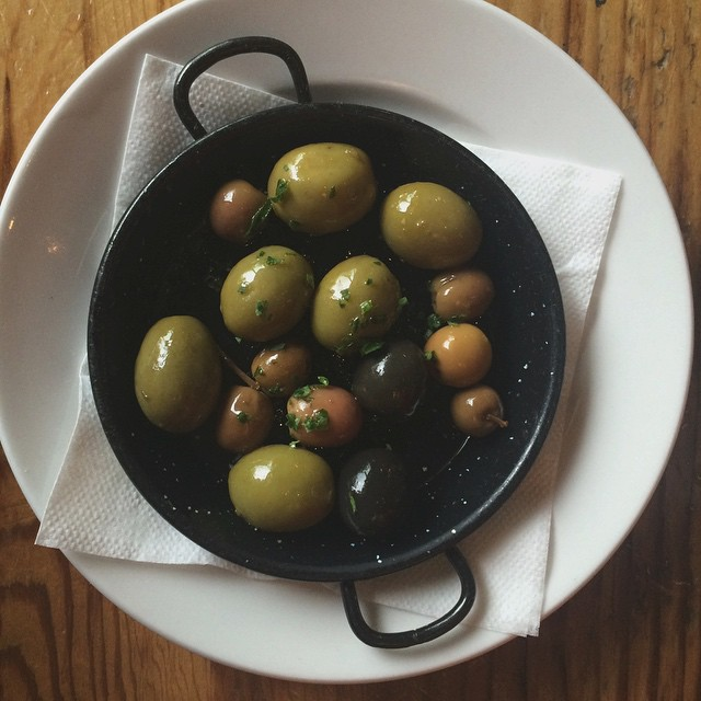 Olives, Simple Spanish ingredient
