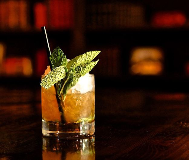 Reconstruction Julep at The Townsend