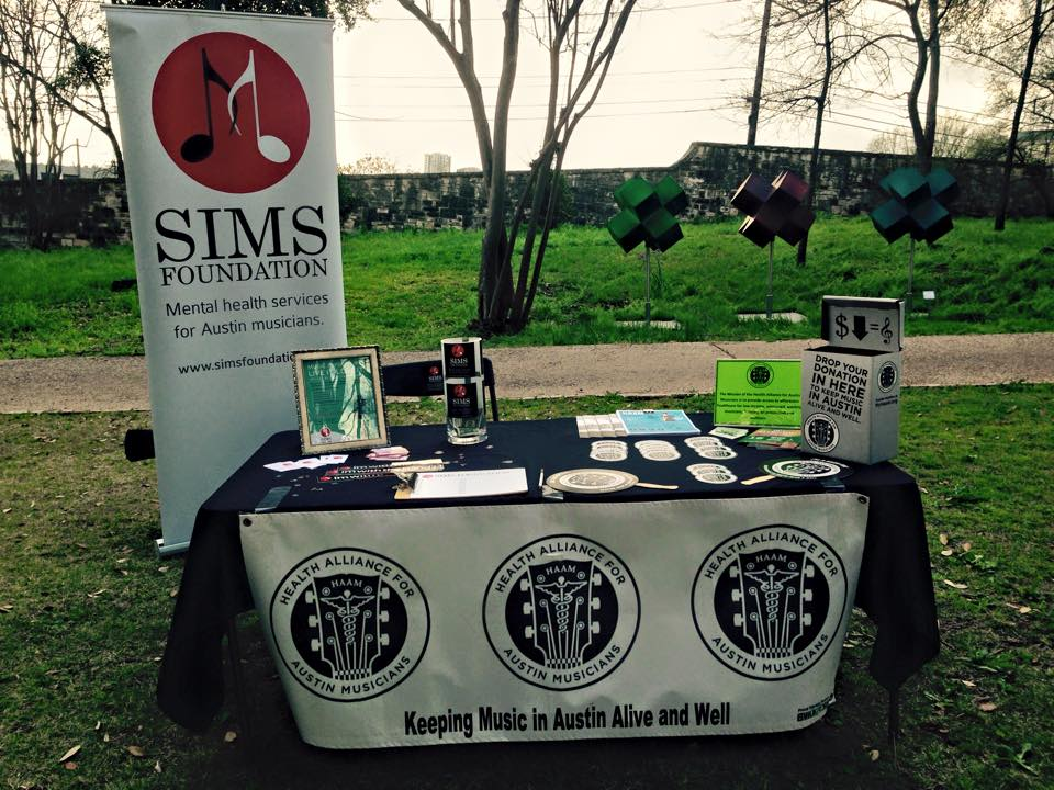 SIMS Foundation at Map Jam