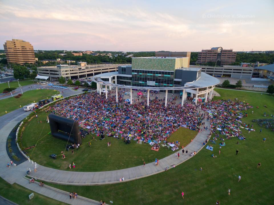 Sound and Cinema Free Summer Concerts in Austin