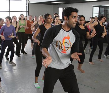 Ballet Austin Bollywood Dance Calss