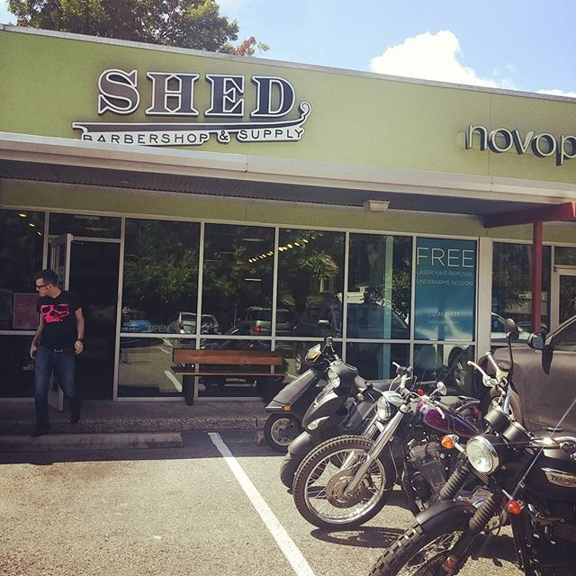 SHED Barbershop