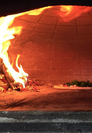 40° North Wood Fired Oven