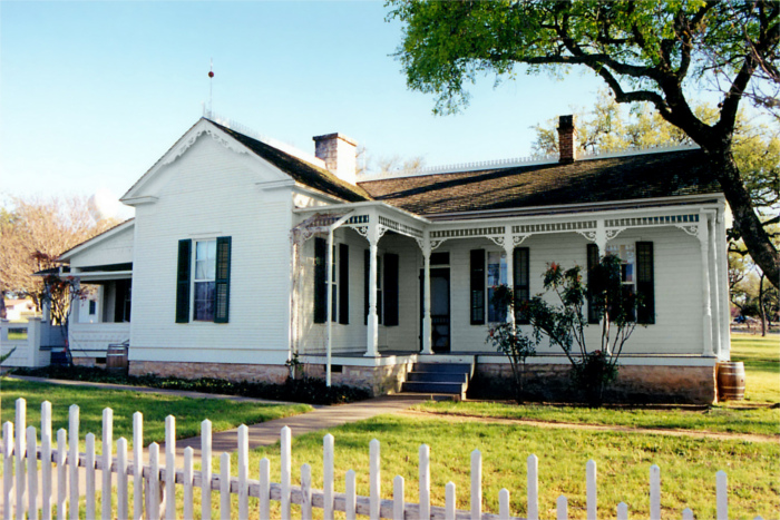 LBJ Boyhood Home