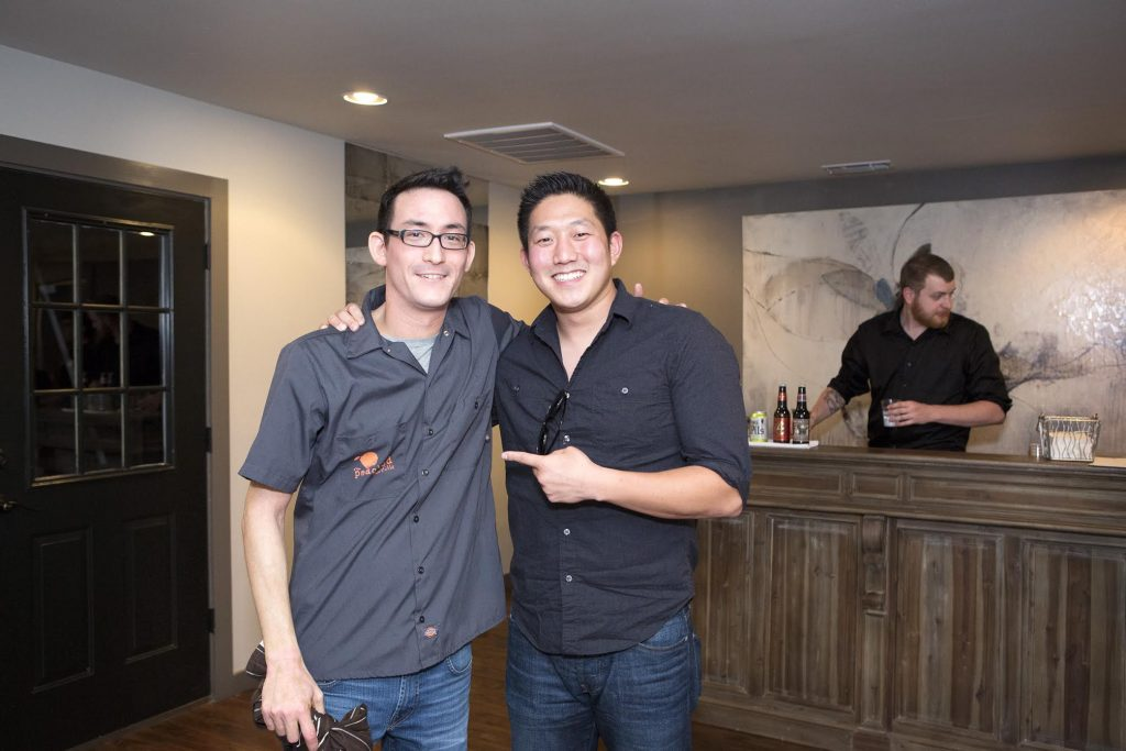 Eric and Jae of Chi'Lantro and The Peached Tortilla