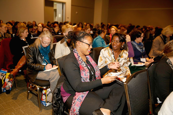 Texas Conference for Women Attendees