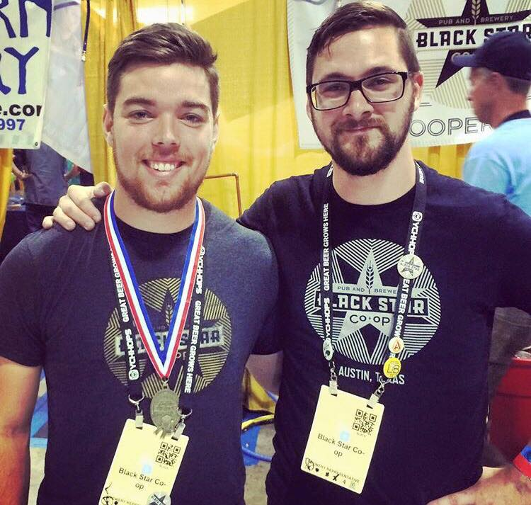 Black Star Co-op at Great American Beer Festival