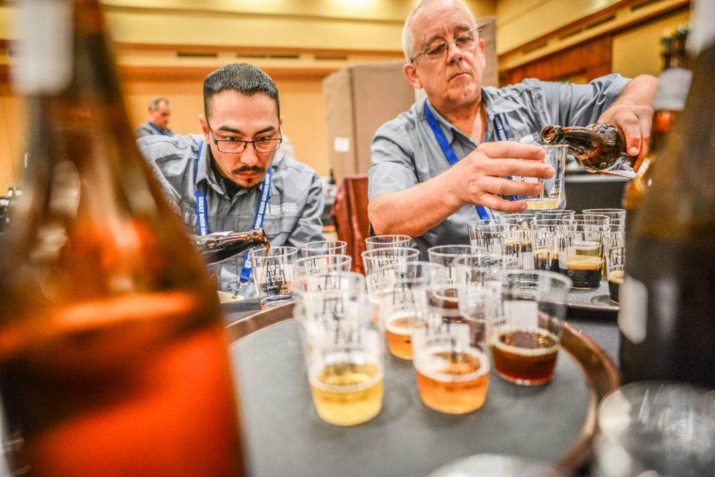 Great American Beer Festival Judges