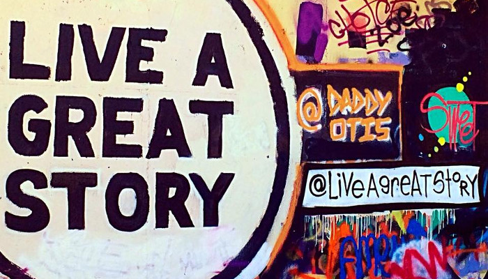 Live a Great Story at HOPE Gallery