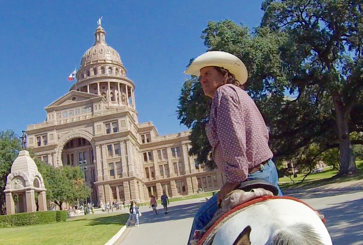 Sam Olivo 6th Street Cowboy Austin