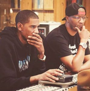 Terrany Johnson and Young Guru