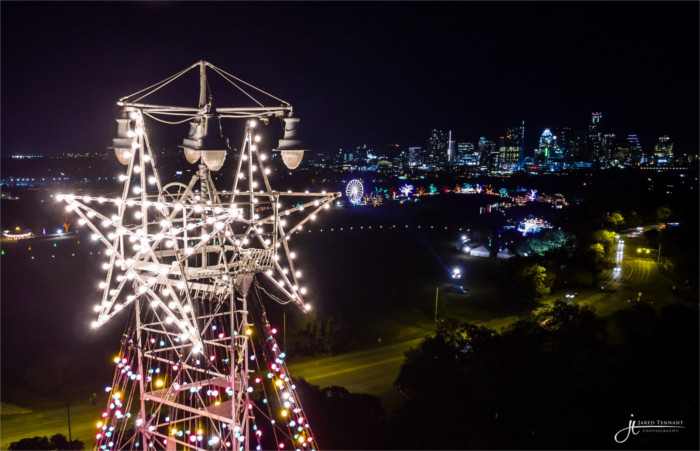 Zilker Holiday Tree and Trail of Lights