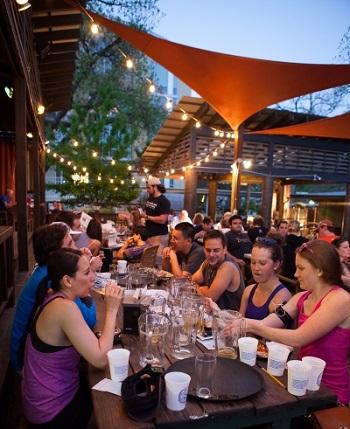 Austin Beer Run Club Happy Hour