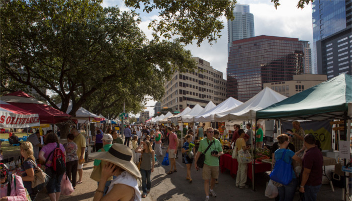 Downtown Austin Farmers' Market