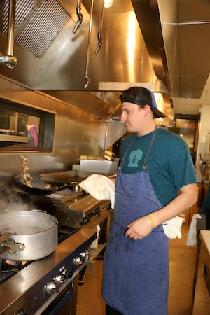 Executive Chef Charles Mahle