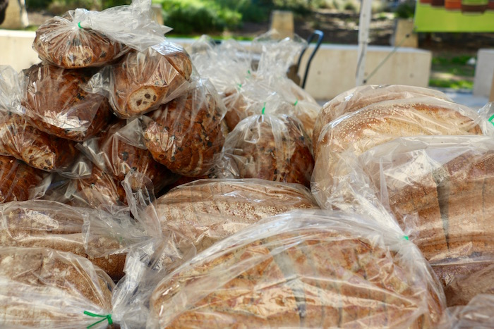 Texas French Bread at Austin Farmers' Markets