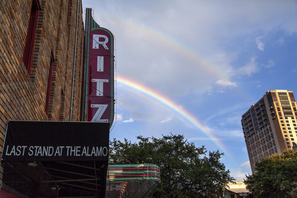 Alamo Drafthouse Ritz in Downtown Austin