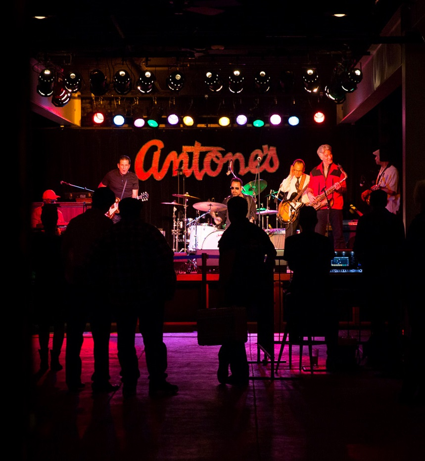 Antone's Stage in Austin