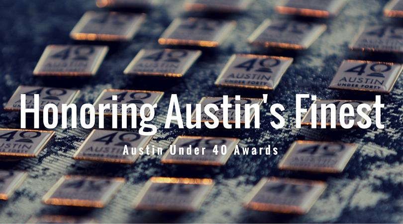 Austin Under 40 Awards