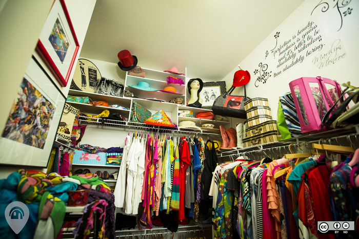 Aralyn Hughes Costume Closet for Acting Roles