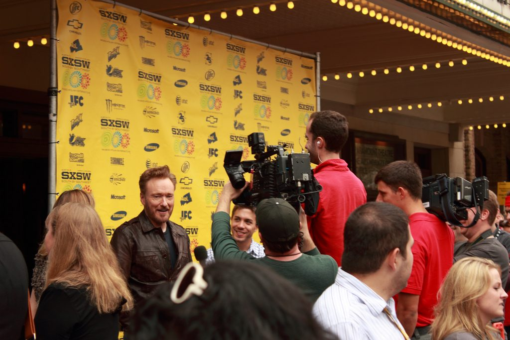 Conan O'Brien SXSW Film