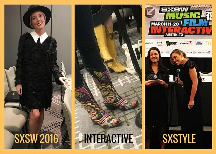 SXstyle Collage from SXSW Interactive 2016