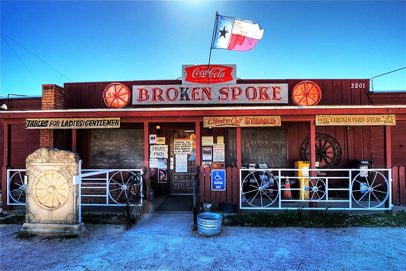 The Broken Spoke for Two-Step Dance in Austin