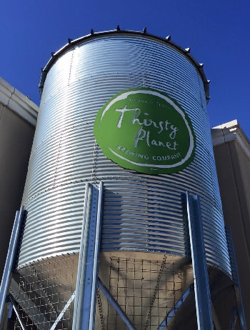 Thirsty Planet Breweries in Dripping Springs