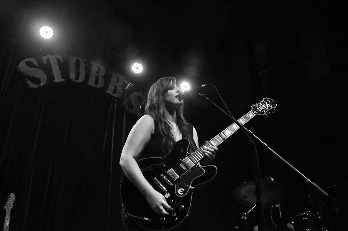 Emily Wolfe at Stubb's in Austin