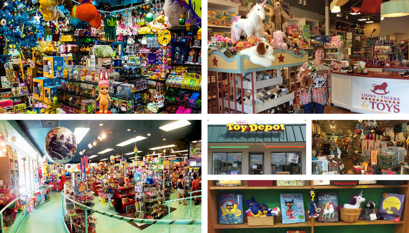 Toy Stores For Boys : Locally owned austin toy stores