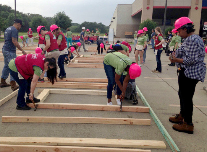 National Women Build Week Austin