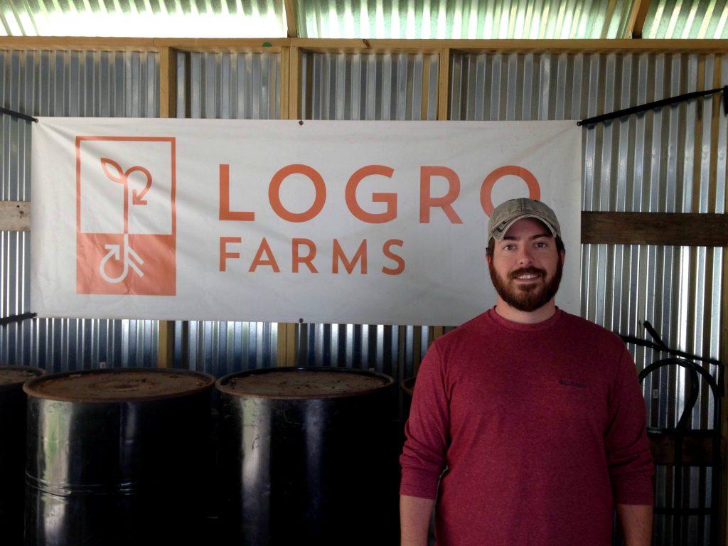Ryan Sansbury Logro Farms