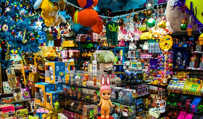 Jos And Toys : Locally owned austin toy stores