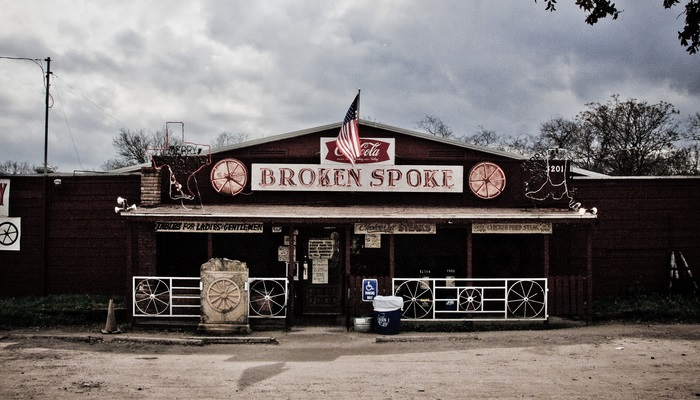 The Broken Spoke Austin