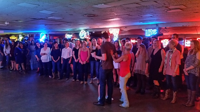 Dance Lessons Broken Spoke