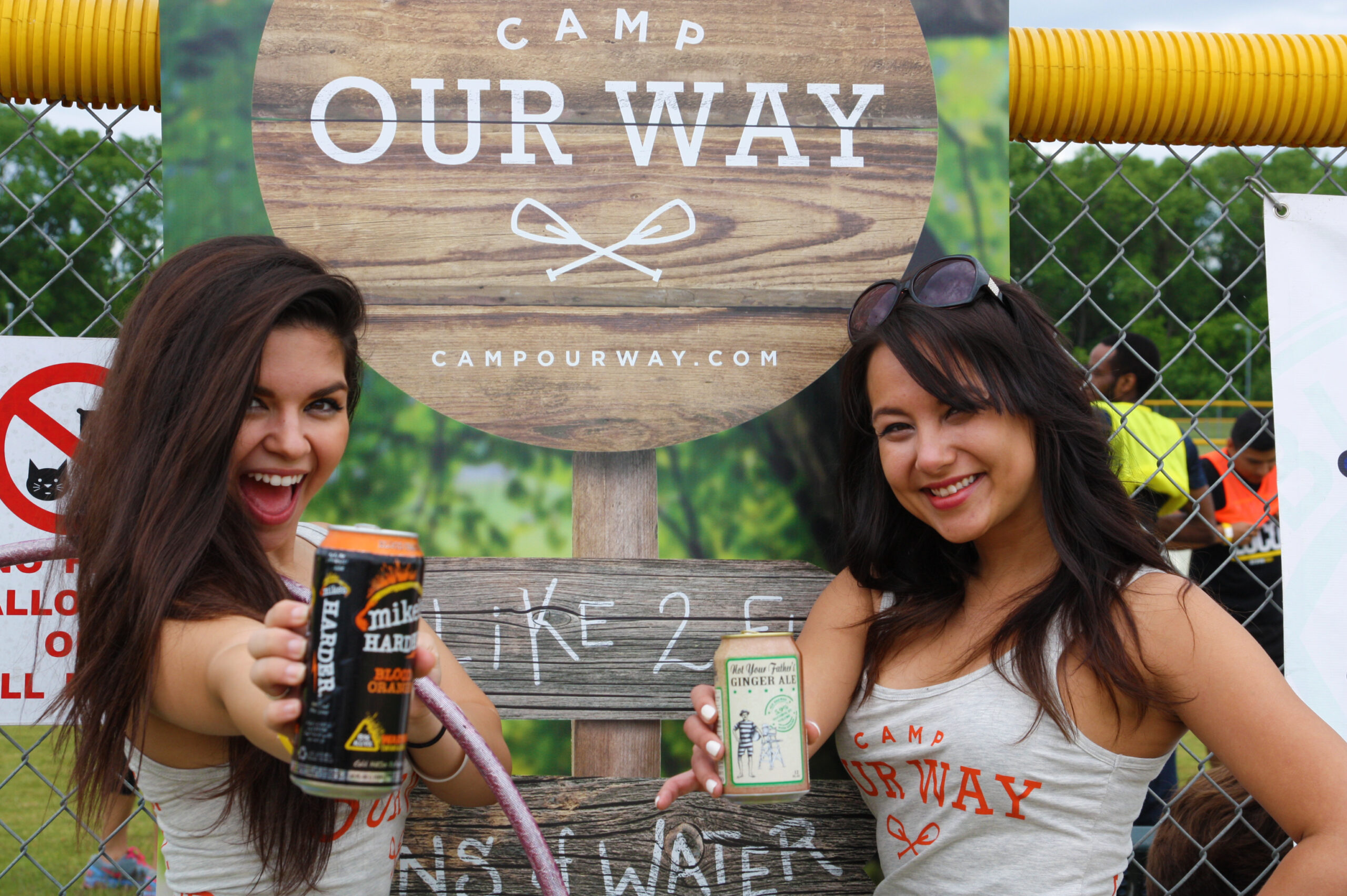 Camp Our Way Alcohol for Adults