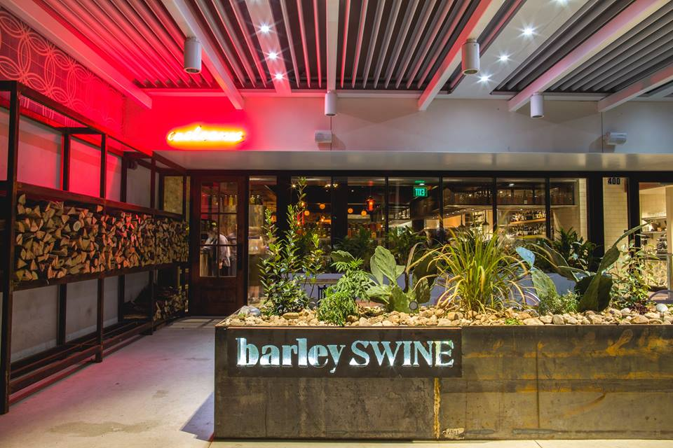 Barley Swine Restaurant for Locavores