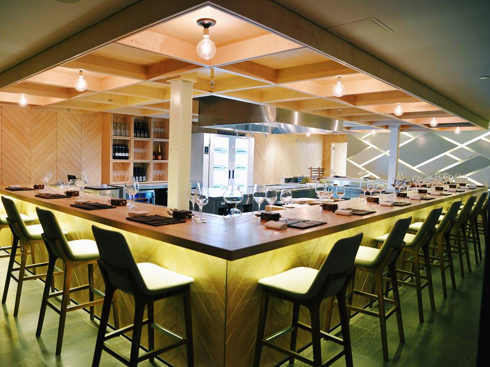 Counter 3 FIVE VII Intimate Dining in Austin