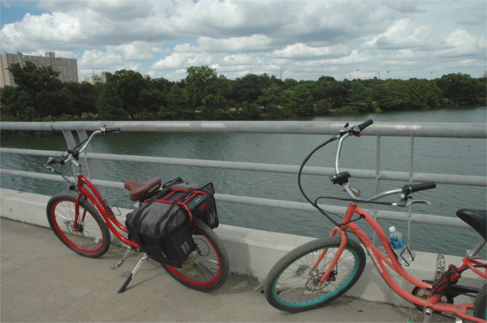 Electric Bike Tours in Austin